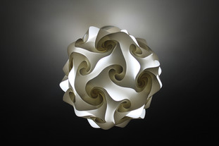 Lamp hanging from the ceiling | 30cm $39 / 60cm $59