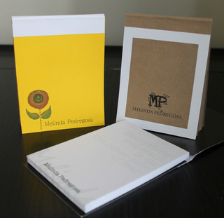 Note pads | $35 each