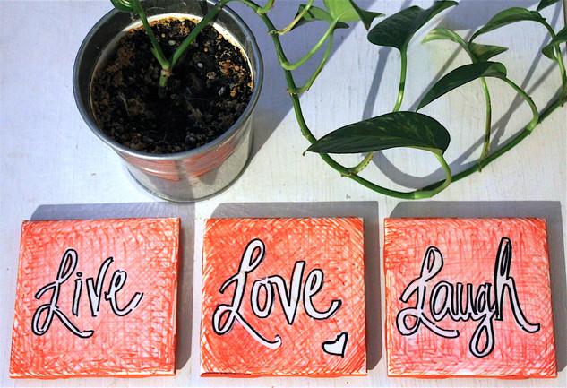 Coasters Phrases