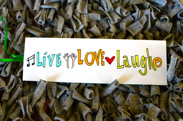 Live, love, laugh | $9