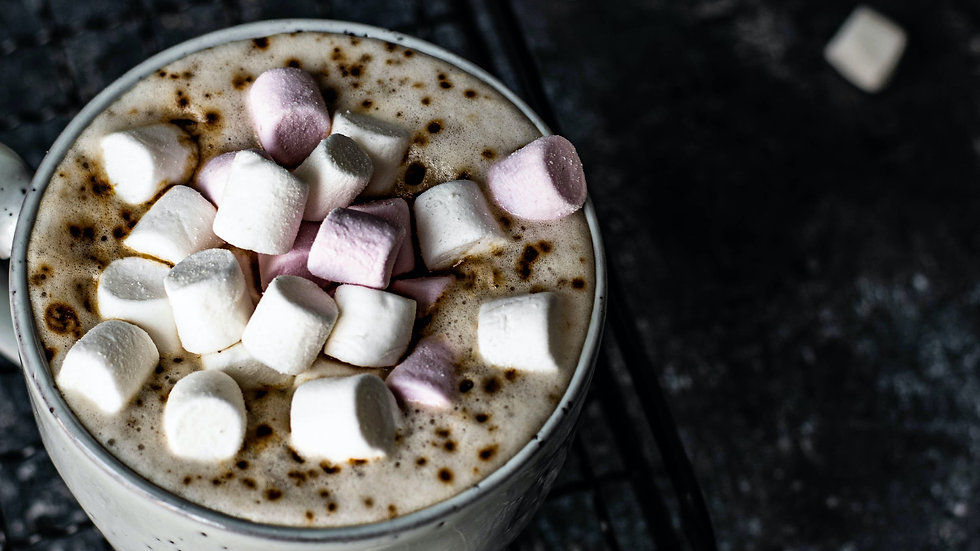 Hot Chocolate with extra Marshmallows