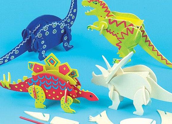 Dino Craft Pack