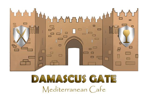 Damascus Gate Mediterranean Cafe