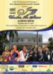 Jazz Under The Stars Devon House Flyer 5
