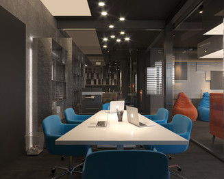 LUX CARTE OFFICE INTERIOR & LIGHTING DESIGN