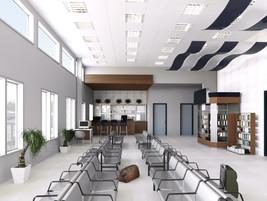AIRPORT ARCHITECTURAL & INTERIOR DESIGN