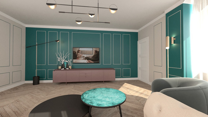 APPARTMENTS INTERIOR DESIGN