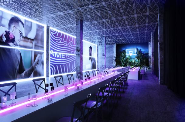 SPORT EVENT LIGHTING DESIGN 3D