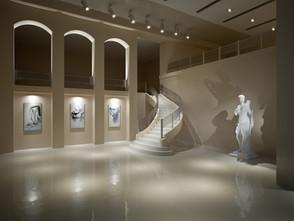 MUSEUM INTERIOR LIGHTIGN DESIGN