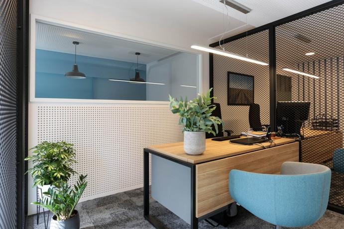 T&B OFFICE LIGHTING DESIGN