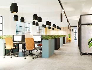 IT COMPANY OFFICE DESIGN