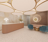 MELBOURNE CITY CENTER HOTEL LOBBY REDESIGN