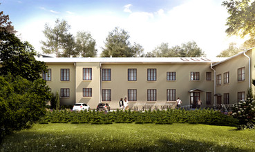 ARCHITECTURAL 3D MODELLING
