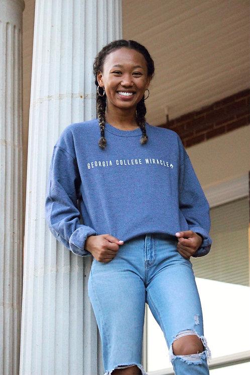 Georgia College Miracle Sweatshirt