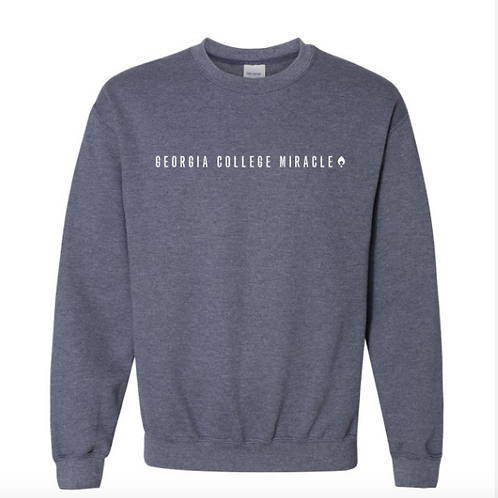 Georgia College Miracle Sweatshirt