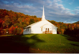 Fall at Open Bible Baptist Church