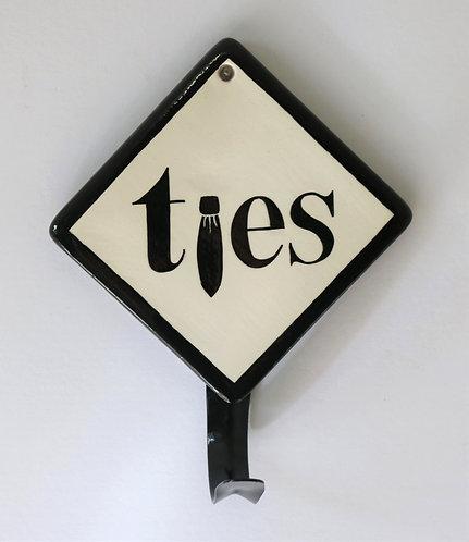 TIES Tile Hanger