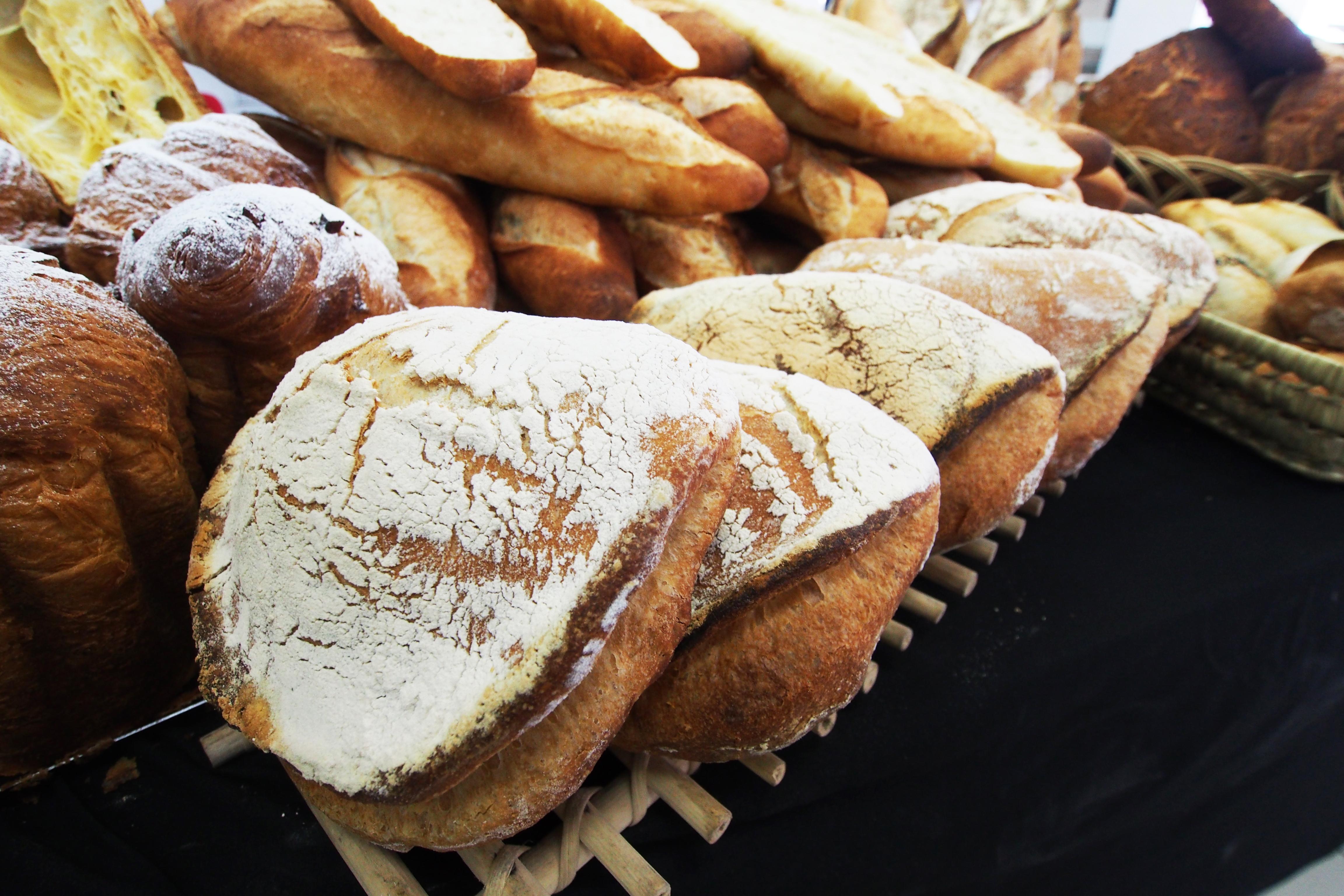Хлеб на закваске - Франция