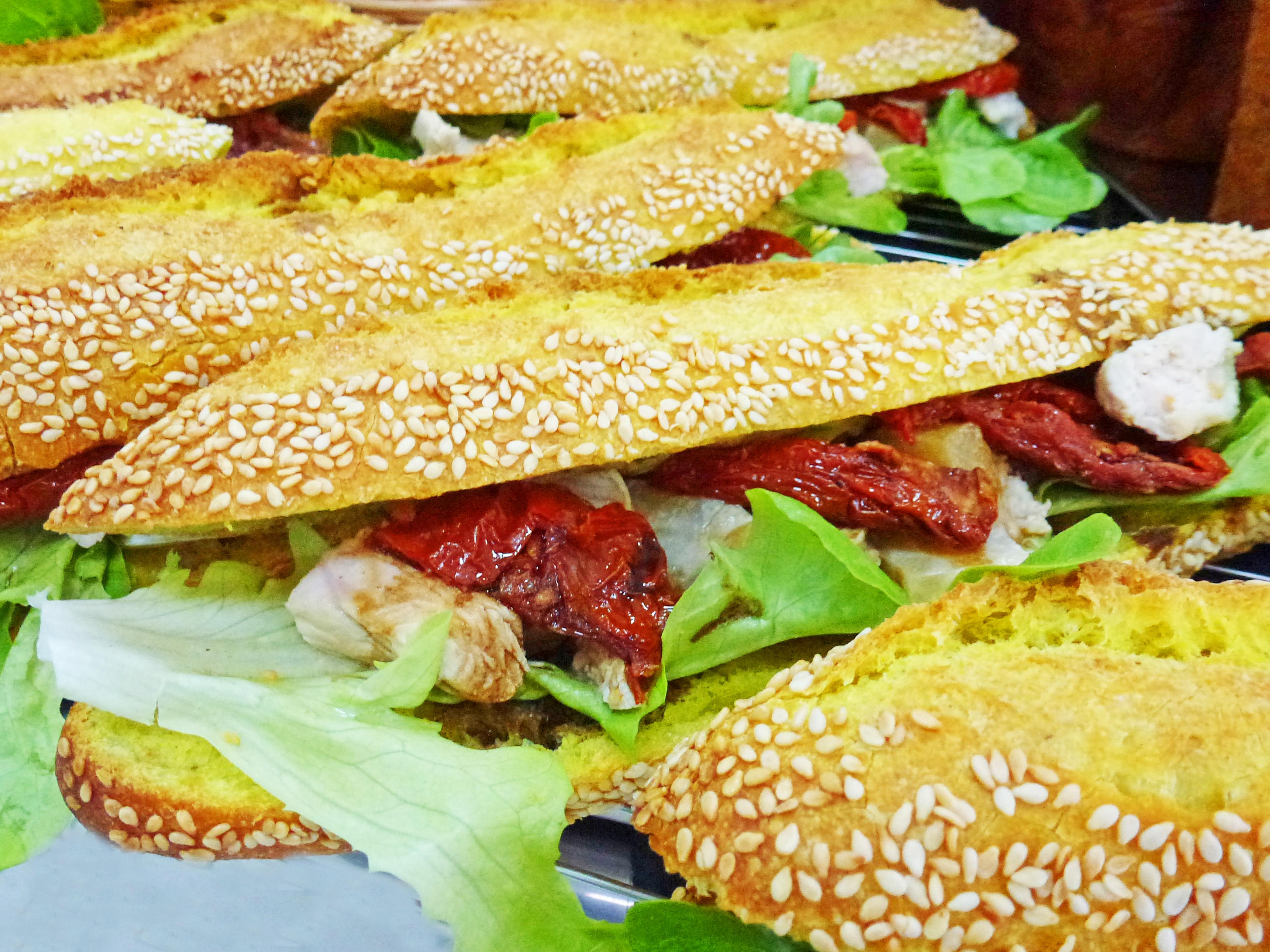 Региональный сендвич - Франция