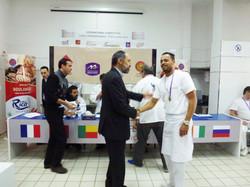 Золотая медаль- Ясин Рассафи-Марокко