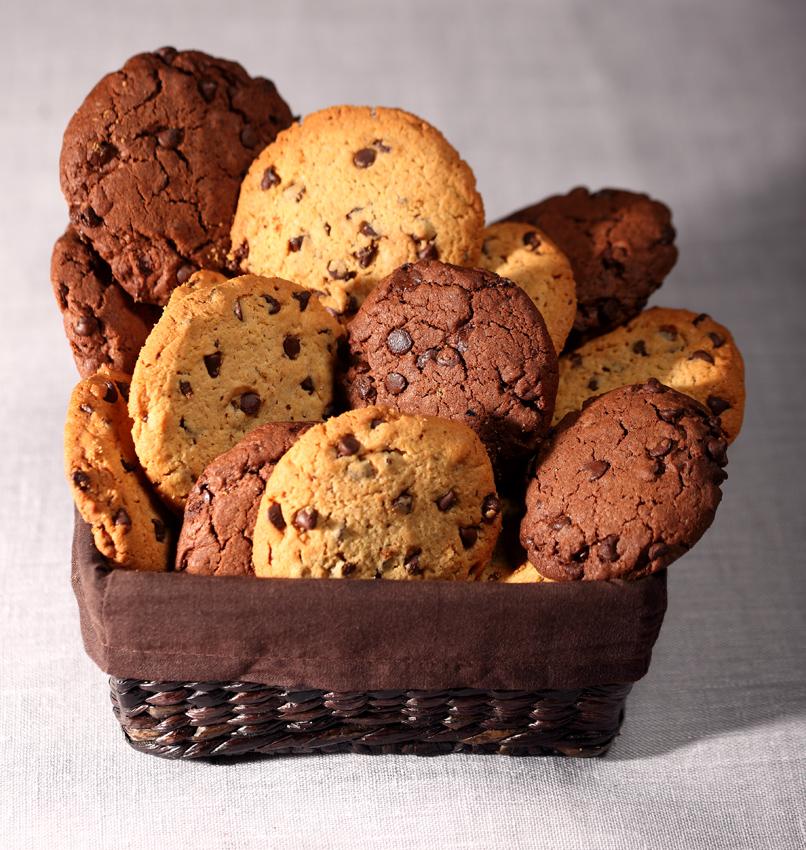 Печенье Ваниль и Шоколад
