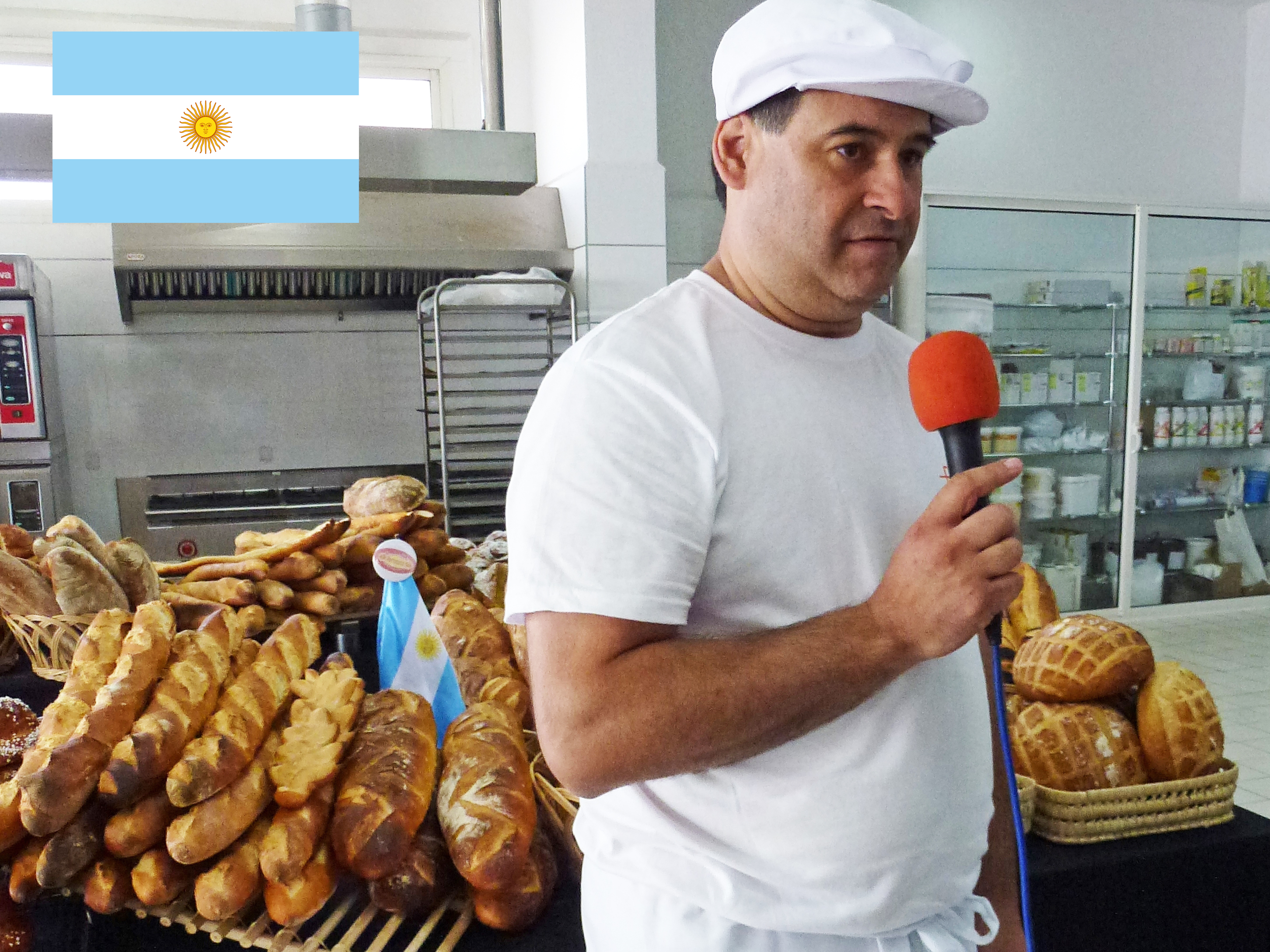 Пабло Андреас - Аргенитина