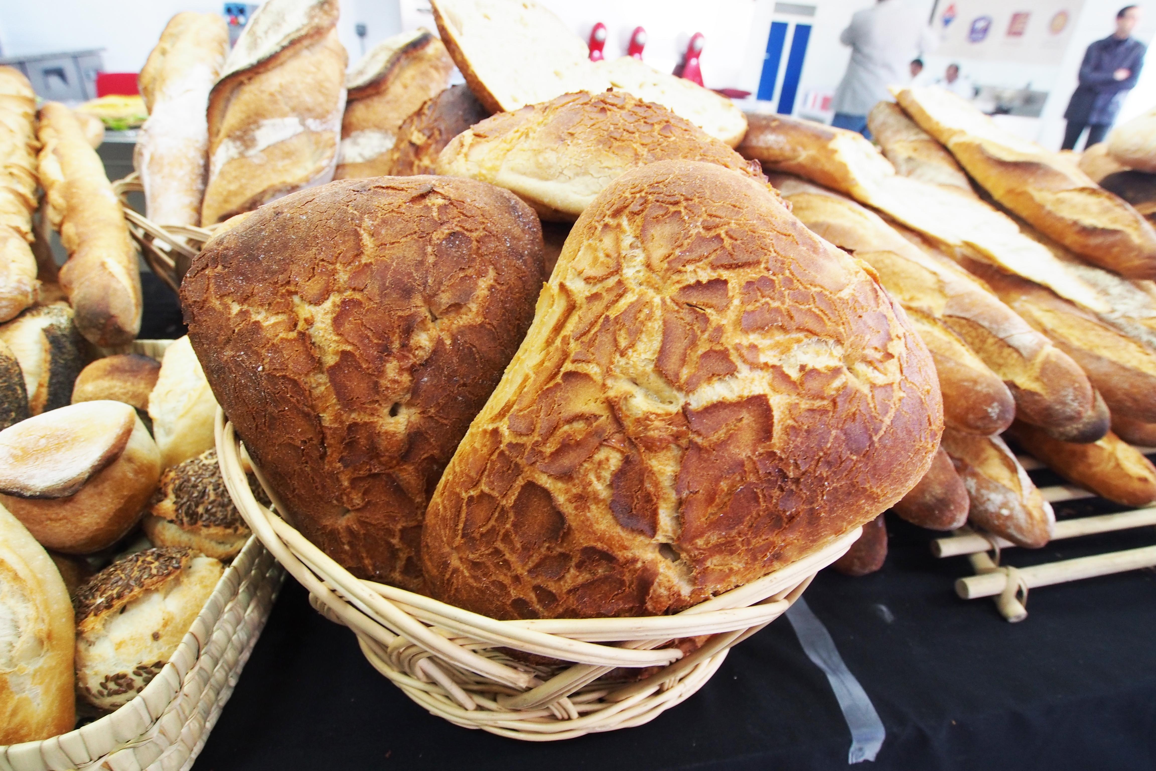 Хлеб на закваске - Бенин