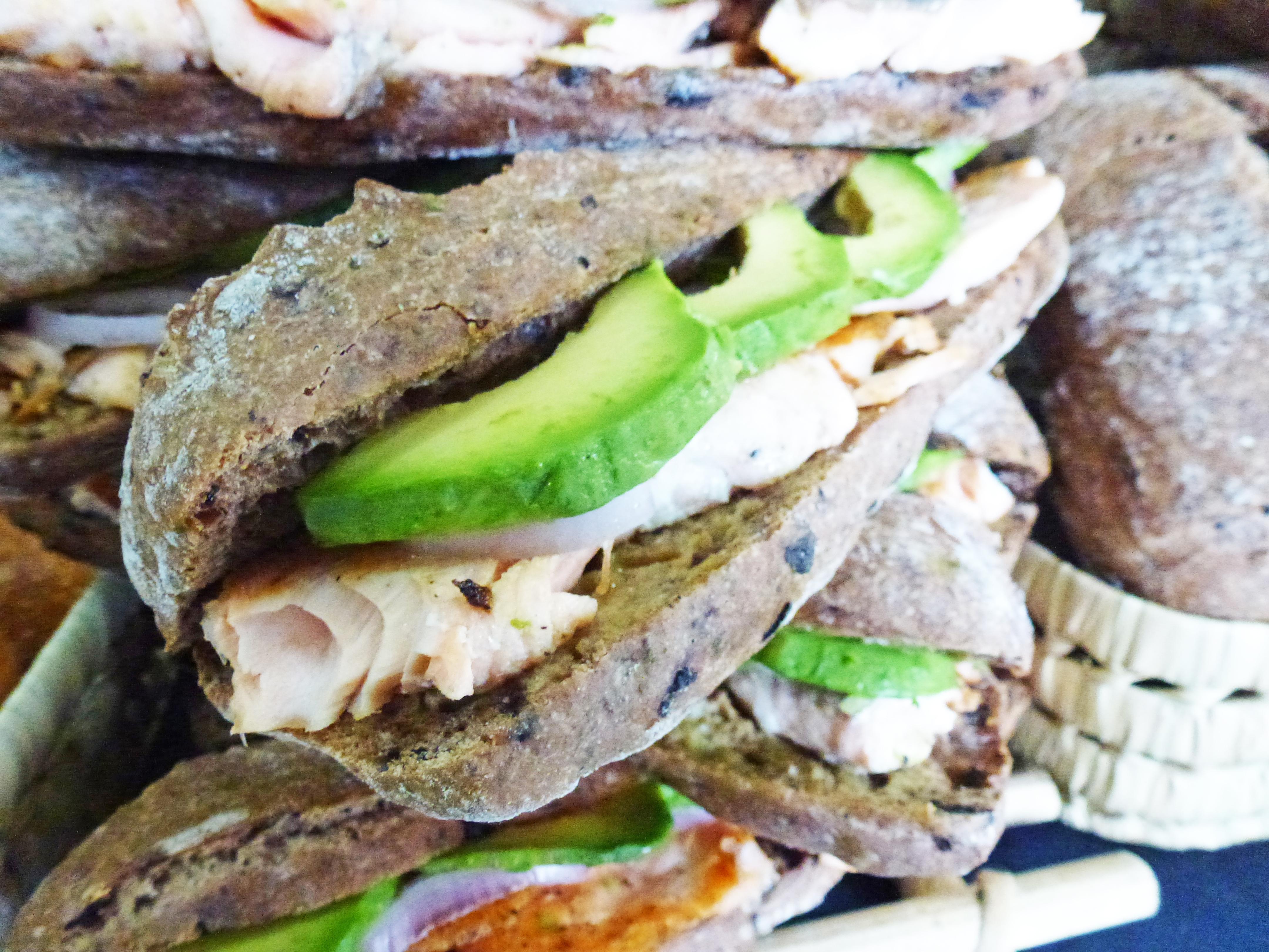 Региональный сендвич - Марокко