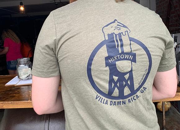 Villa DAMN Rica T-shirt