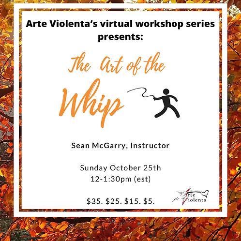 Art of the Whip