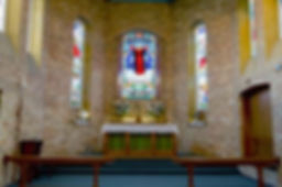 Penshurst Anglican Church Altar