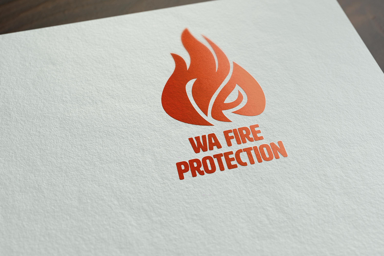 WA FIRE logo