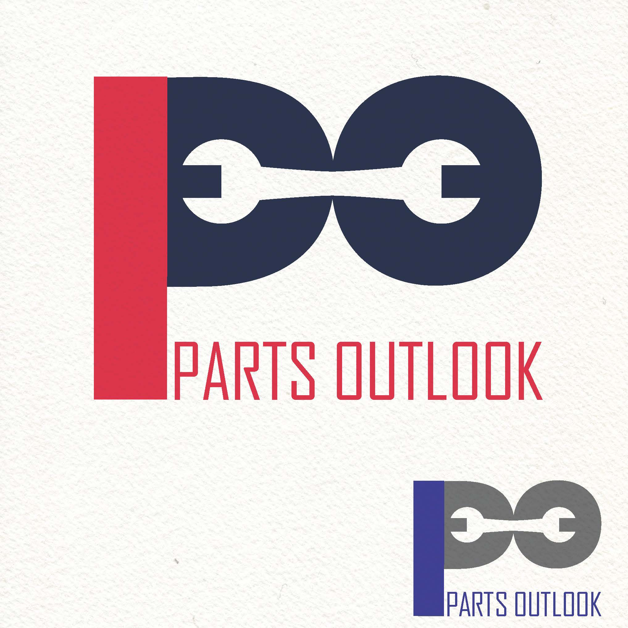 PARTS OUTLOOK logo