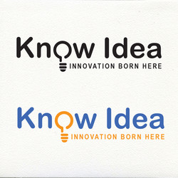 know idea logo