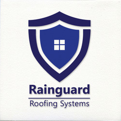 rainguard roofing logo