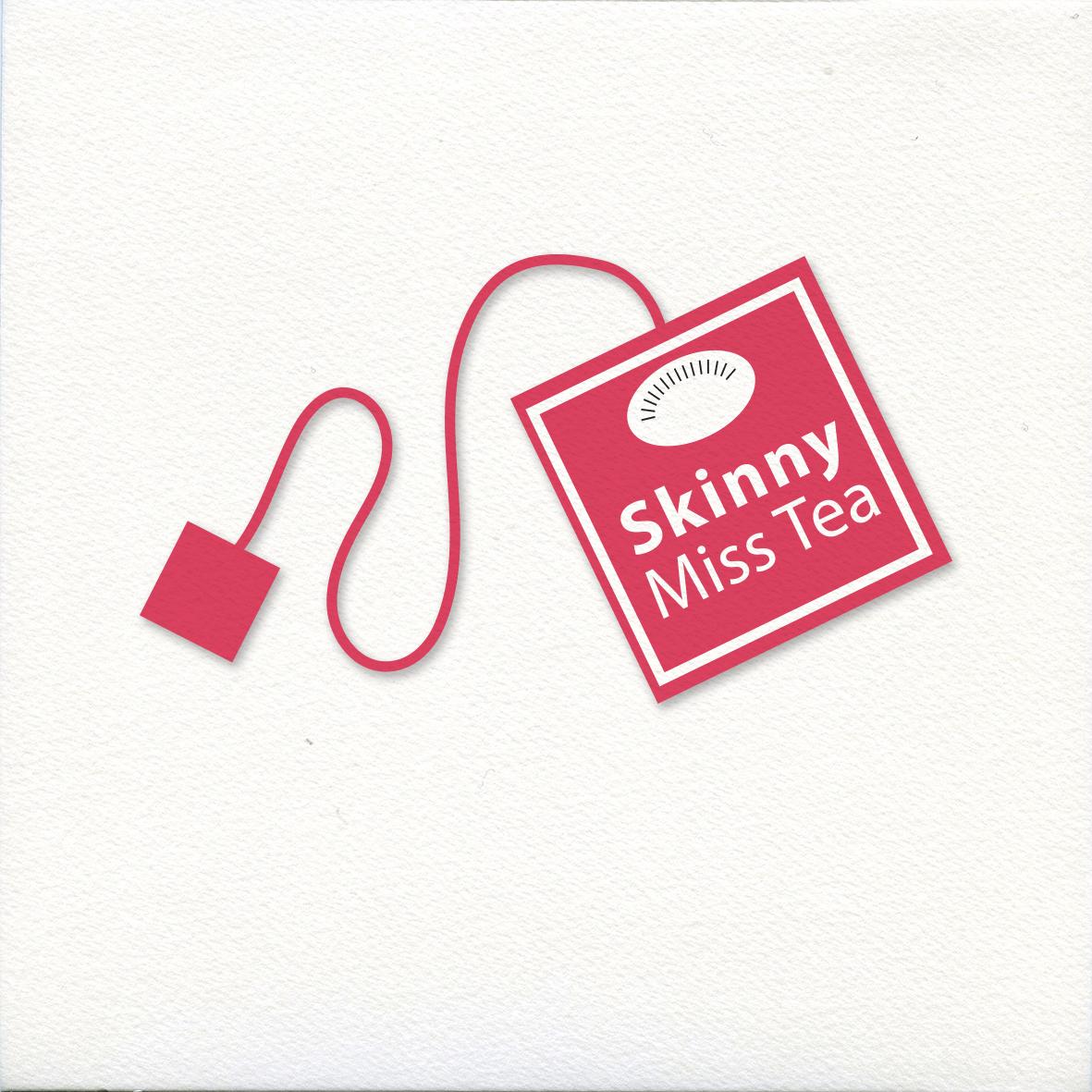 skinny Tea logo