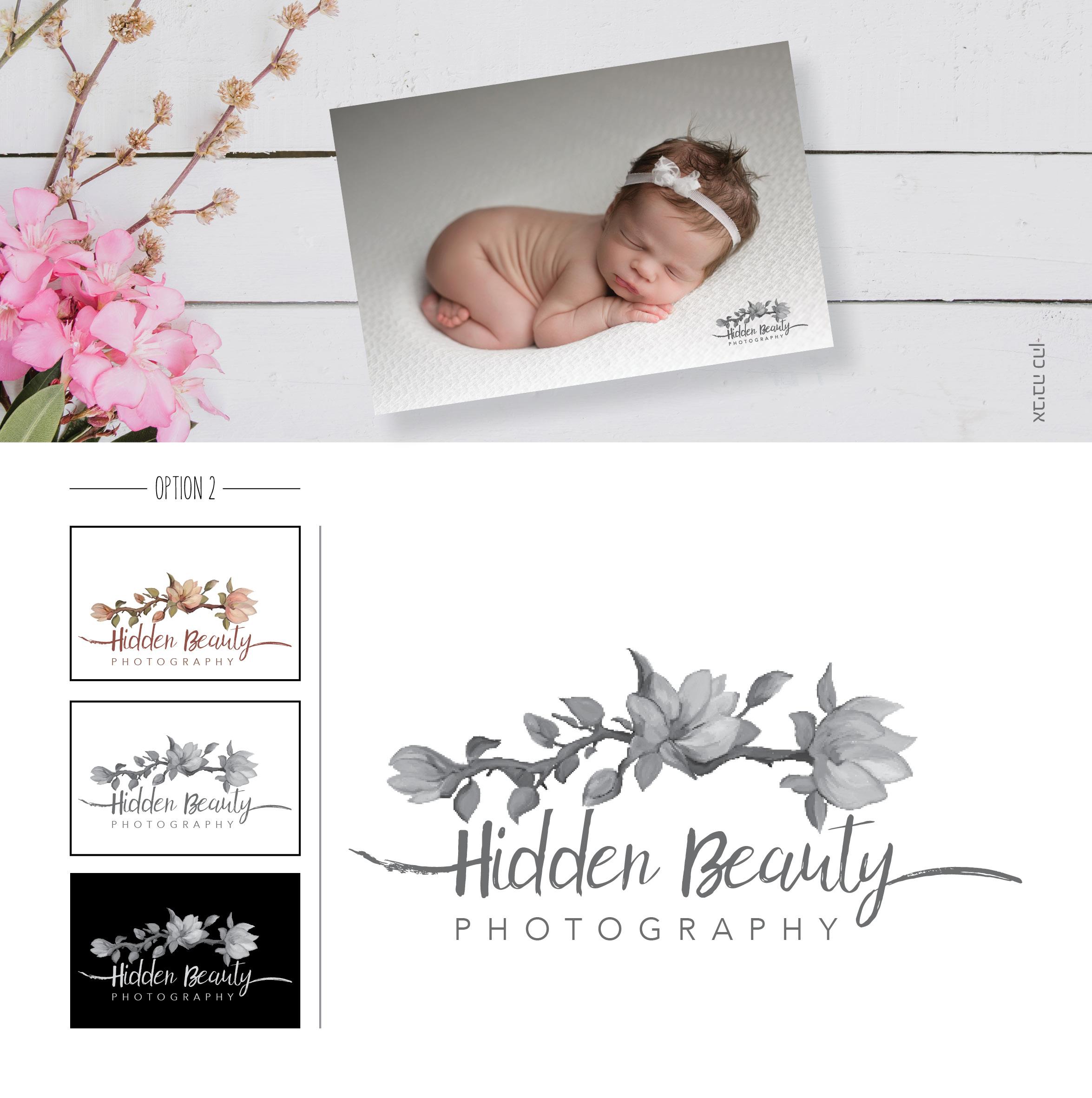 לוגו לצלמת תינוקות