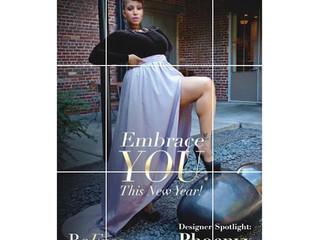 A-Love's Shoot for LuxeKurves Magazine
