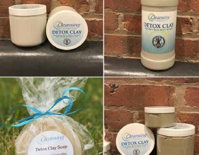 Nature's Best Secret: Benefits of Detox Clay