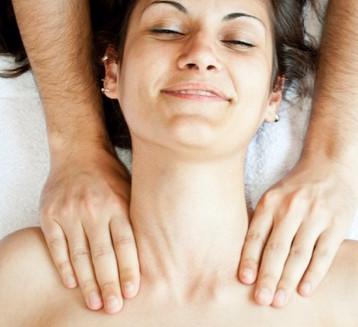 Massage Balances Stress