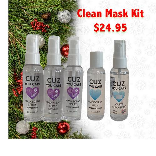 Clean Mask Kit