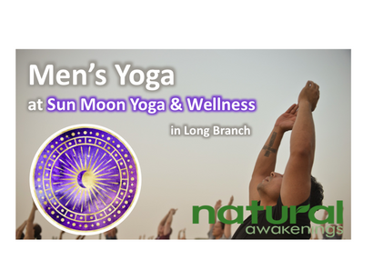 Men's Yoga 5-Week Series