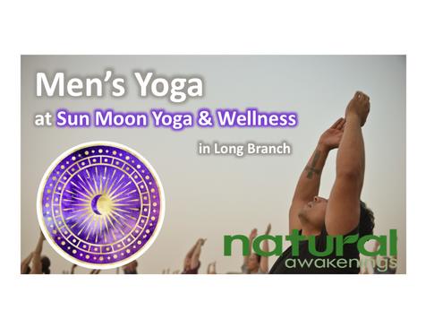 Men's Yoga 5-Week Series