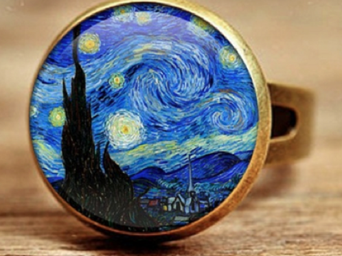 Starry Starry Ring