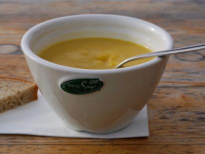 IMMUNE-BOOSTING RECIPE - Creamy Turmeric Cauliflower Soup