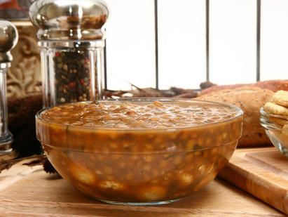 Larisa's Hearty Lentil Soup
