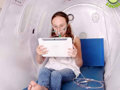 What is Hyperbaric Oxygen Therapy... and Could it Help Me Thrive?