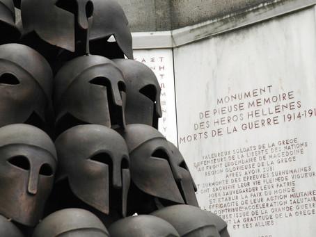 Stolen helmets: surveillance increased for the Mémorial Interallié in Cointe