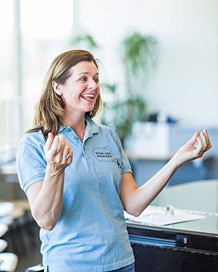 Forsker Grete Daling ved Nord Universitet