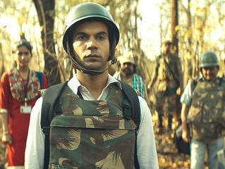 'Newton' touches human emotions with humour